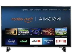 """Insignia 32"""" 720p HD Smart LED TV Fire TV Edition 32-inch wi"""