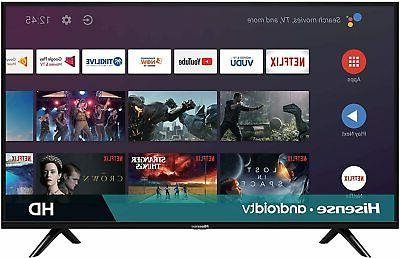 32 32h5500f 720p smart android hdtv w
